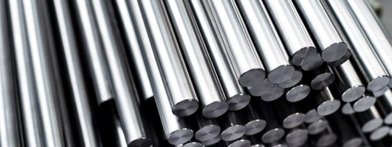 Stainless Steel 304 Round Bars Manufacturer